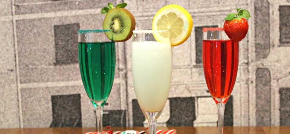 Trattoria 51 raises a toast to the festive season with trio of tipples