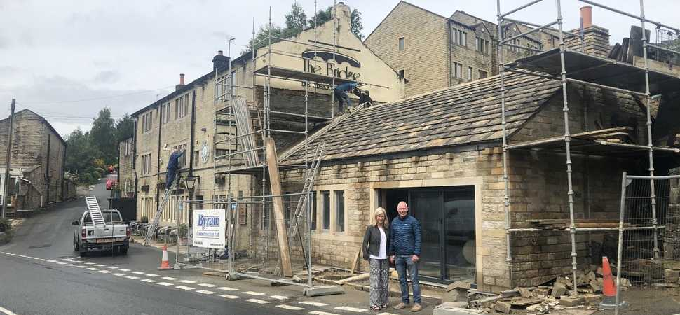 200-year old Huddersfield pub to relaunch under new name, following major six-figure renovation