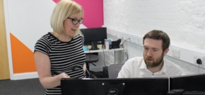 Training fuels growth for digital marketing agency