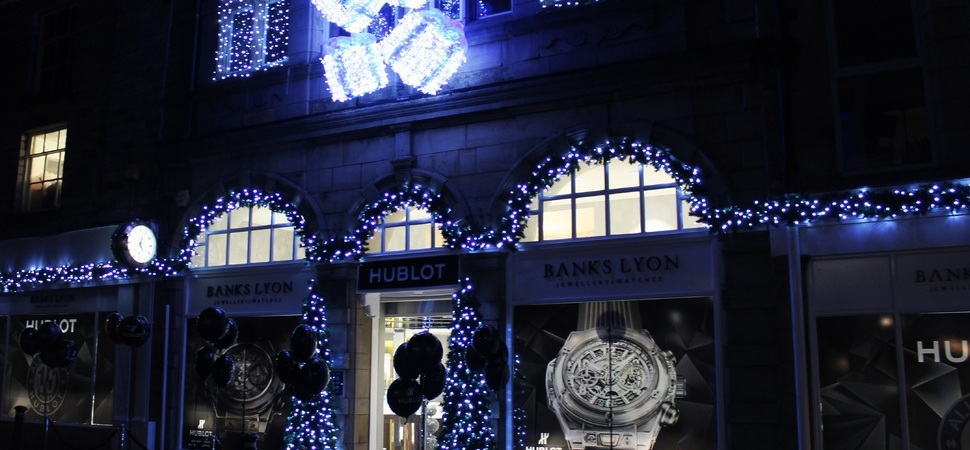 Lancaster Jewellers Celebrate 10 Years of Hublot All Black Collection