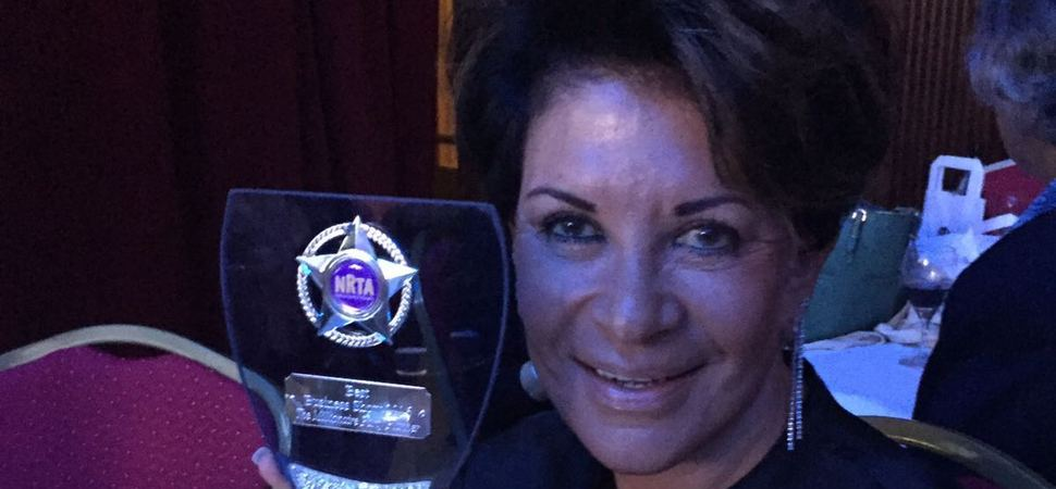 Manchester Event Company, TLC, Wins Best Business Show TV Award
