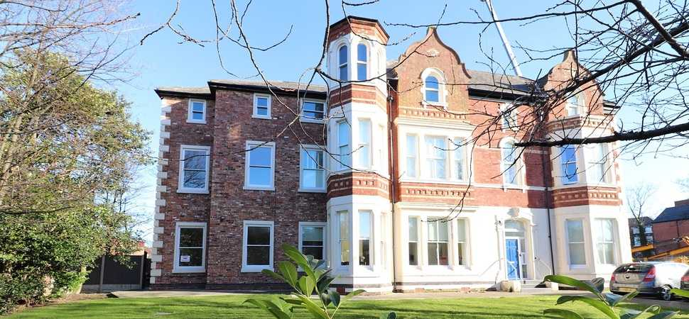 A chance to view beautiful apartments in converted period property
