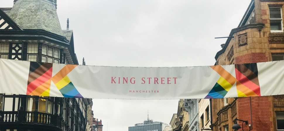 City Centre Retailers Step Up Support of Manchester Pride