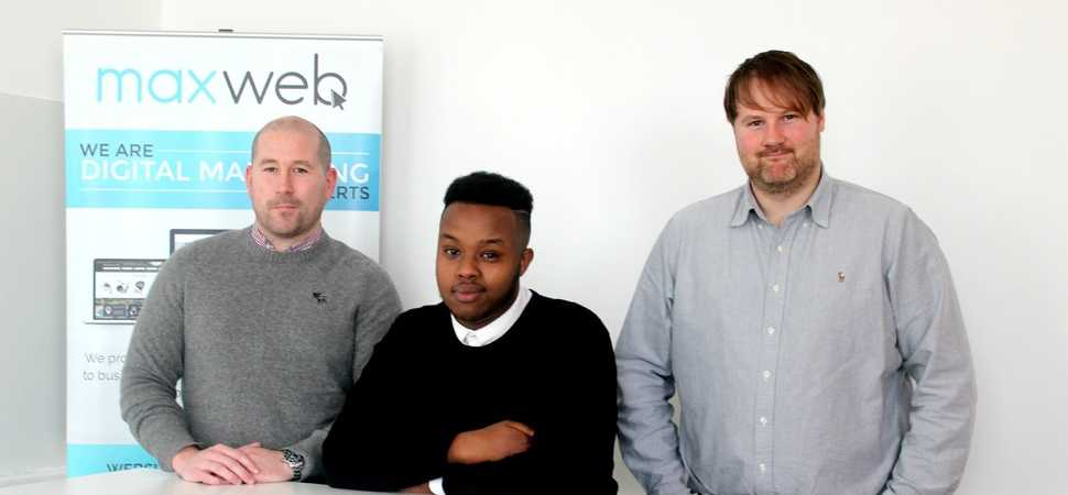 Maxweb develops young talent through its apprenticeship opportunities