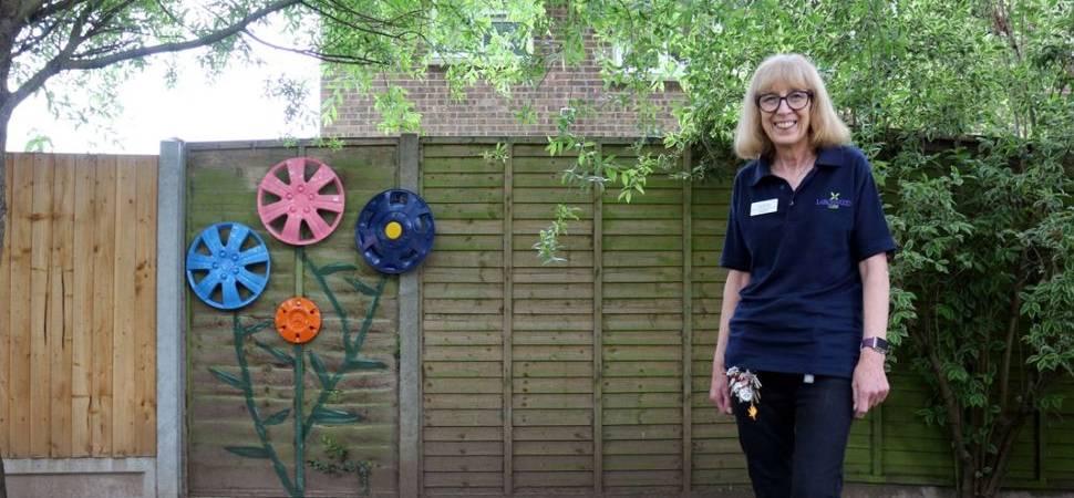 Thrifty Maintenance Person Transforms Wisbech Care Home Garden