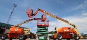 A-Plant Invests £14m in New Lift Equipment