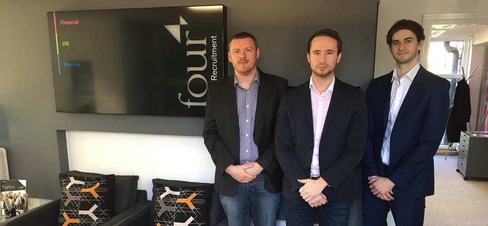 Four Recruit Three to its Head Office in Bolton