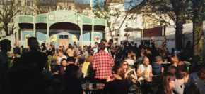 Curve IT to keep Brighton Spiegeltent connected with renewed contract
