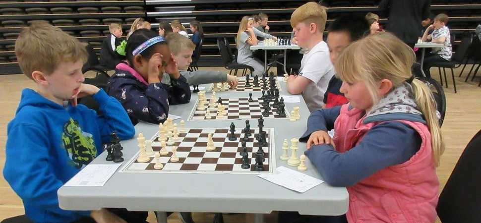 Mega chess tournament held at Yarm School