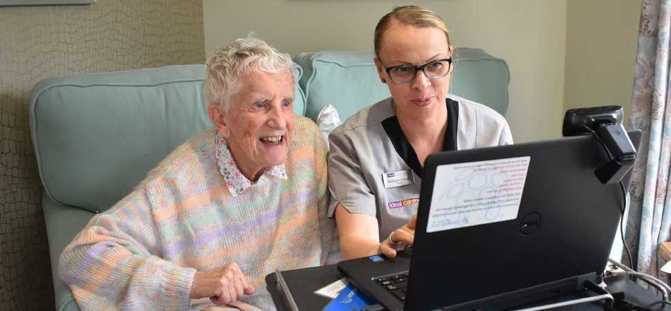 Expanding telemedicine for dementia patients could save NHS millions and ease the pressure on frontline staff