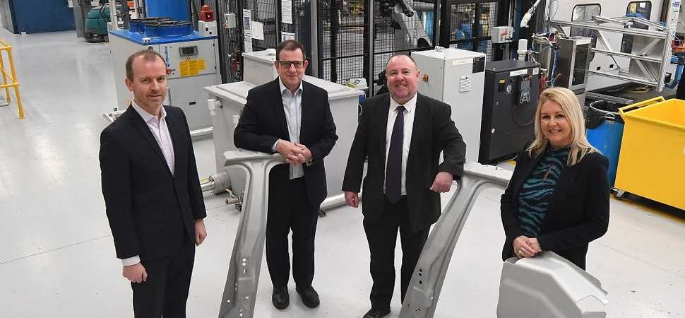 Coventry-based Impression Technologies acquires state-of-the-art robot