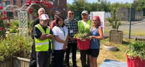 Belfield Road gets ready to bloom with Petrus