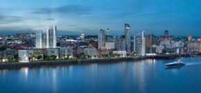 Infinity Waters Set to Attract Investors to Liverpool's Iconic Waterfront