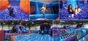 Inflata Nation to Launch Two New Sites This Summer