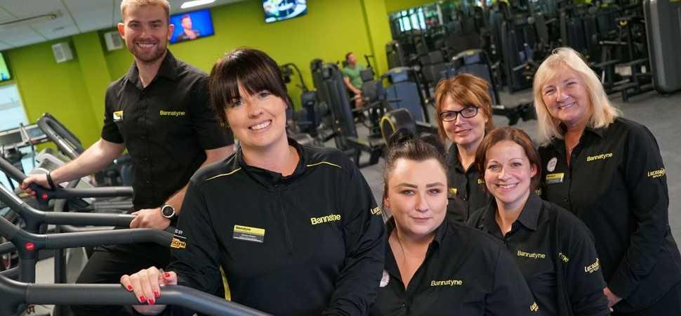 Bannatyne Ingleby Barwick staff walk seven million steps for charity