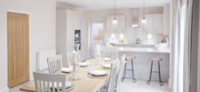 New show home opens at Wedgwood Park, Pen-Y-Pound, Abergavenny