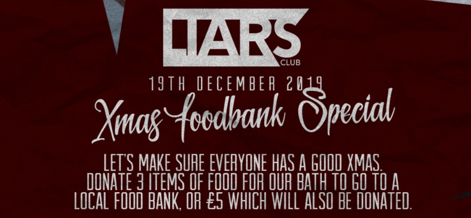 Do your bit this Christmas at the Ink Bar Food Tub !