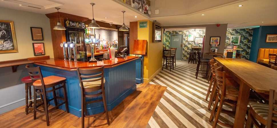 Bracknell pub reopens with a fresh new look