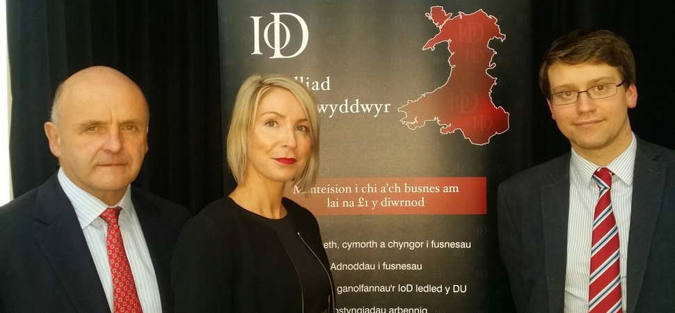 Mostyn Estates talks history of the family at IoD North Wales dinner