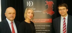 Mostyn Estates talks history of the family at IoD dinner