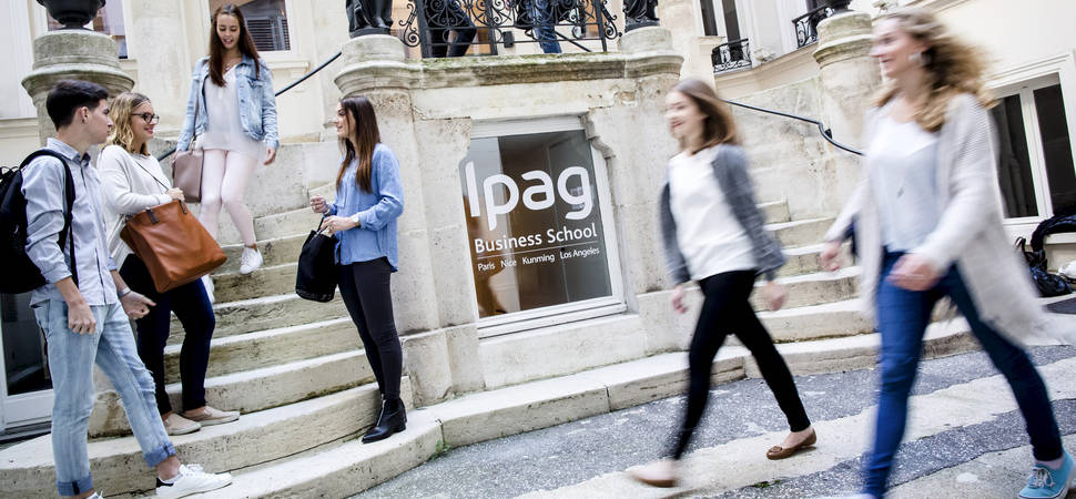 IPAG Business School appoint The SEO Works