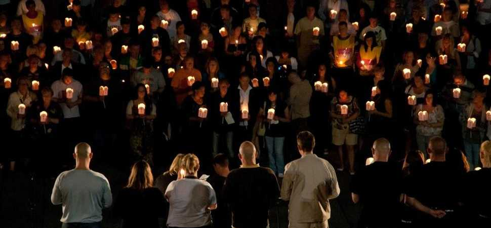 The Brink Marks Alcohol Awareness Week with Candlelight Vigil