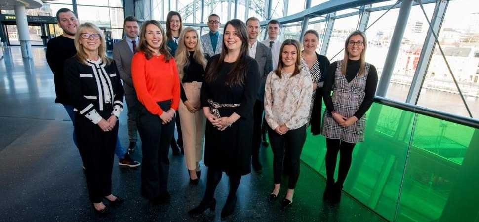 North East travel and tourism experts inspire a new generation