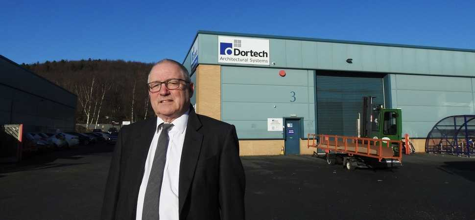 Dortech's glazing maintenance team continues to expand