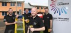 Fire safety engineers go back to Wrexham college for new contract win