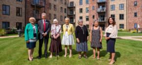 Sheffield retirement community celebrates official opening