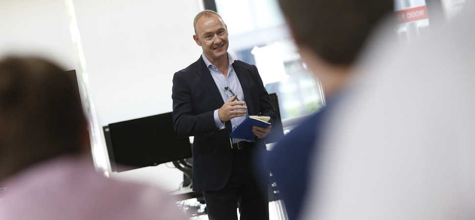 Leeds FinTech makes four client-facing appointments
