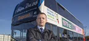 Stagecoach welcomes new commercial director