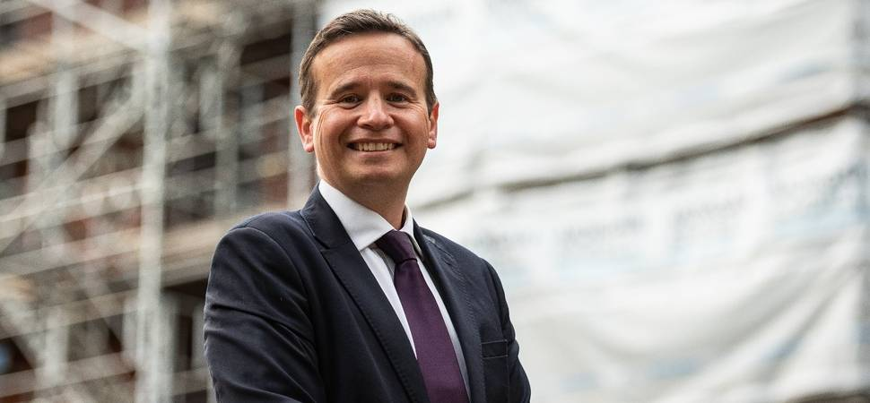 Morgan Sindall Construction weclomes new Cambridge director