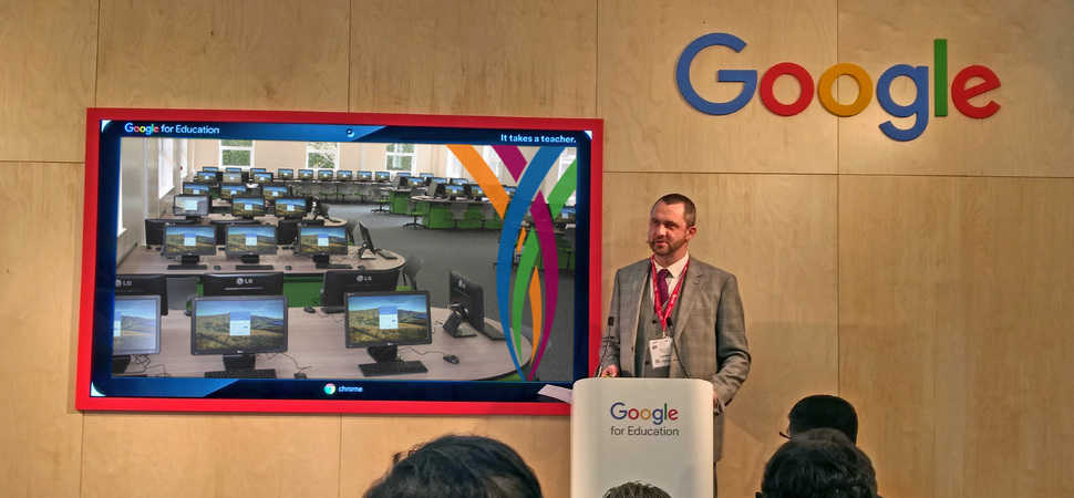 Midlands College recognised by Google for innovative cloud technology adoption