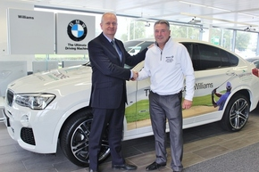 Williams BMW is Driving a Prestigious Golf Alliance