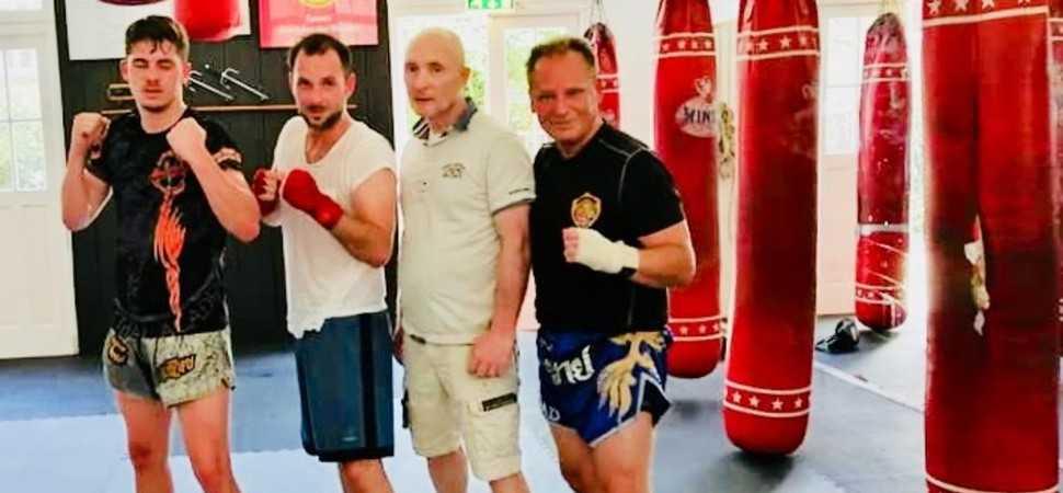 Former Thai boxing British champion helping staff achieve optimal performance