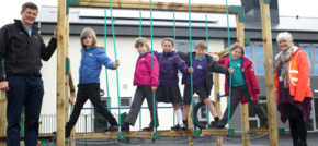 Pupils set for more adventurous play thanks to donation