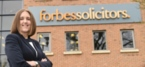 Lancashire firm Forbes Solicitors Appoints Jennifer Bell