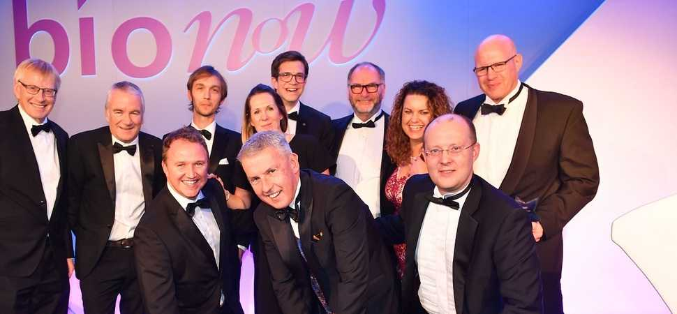 Diagnosis companies triumph at Bionow awards