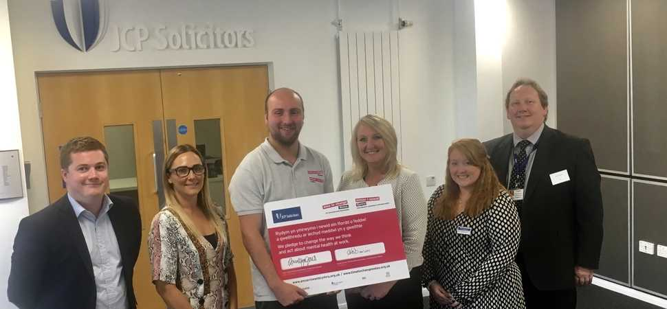 JCP Solicitors Pledges to Support Hafal as its Charity of the Year