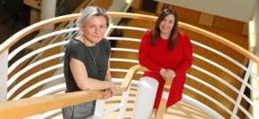 Jenny and Lindsay appointed to top roles at Bernicia