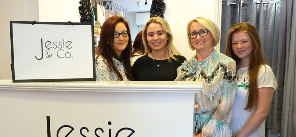 Jessie & Co unveils innovative new re-brand and website