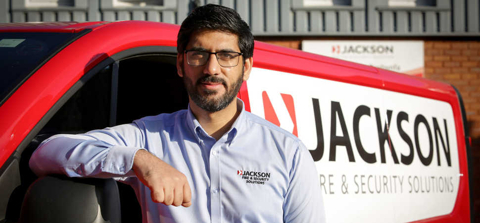 Growing fire and security firm expands into Manchester