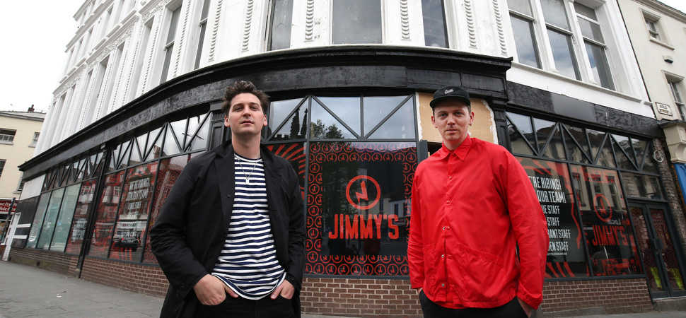 What you can expect from Liverpools newest live music venue & bar Jimmys