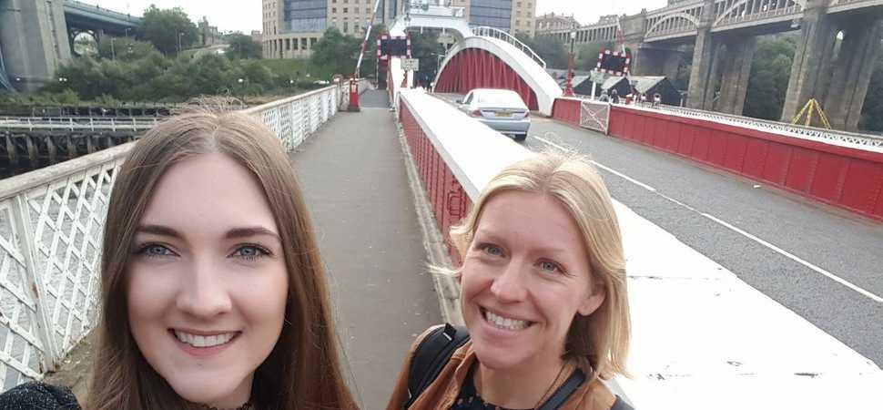 North East Bridge Selfie Snap can win £150