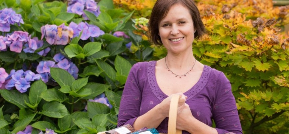 Forest Side foraging chef inspires natural beauty range