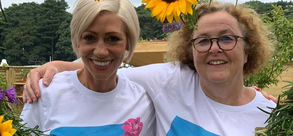 Clothes2order supports Dianne Oxberry Trust t-shirt campaign