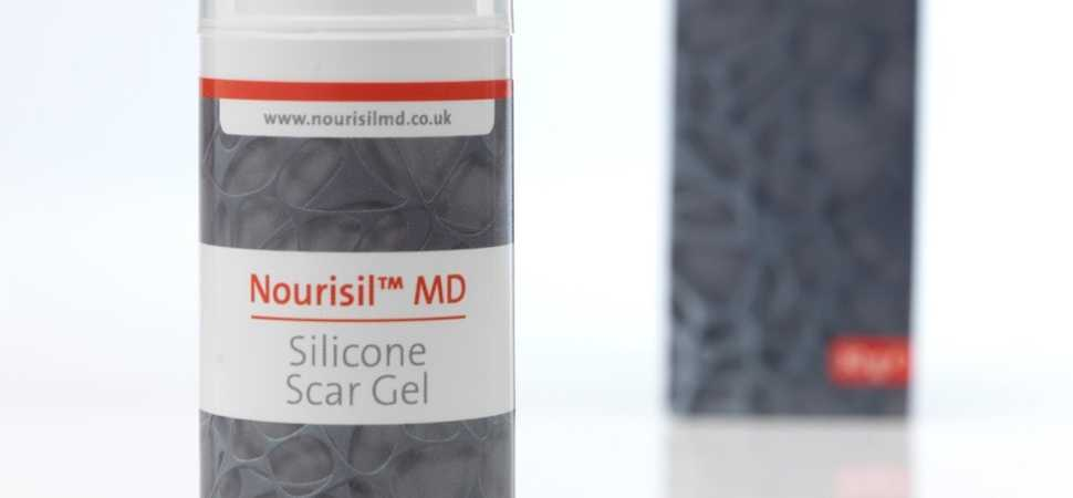 Newcastle firm unveils 'wonder gel' to treat scars