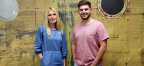 Duo of appointments for expanding creative agency