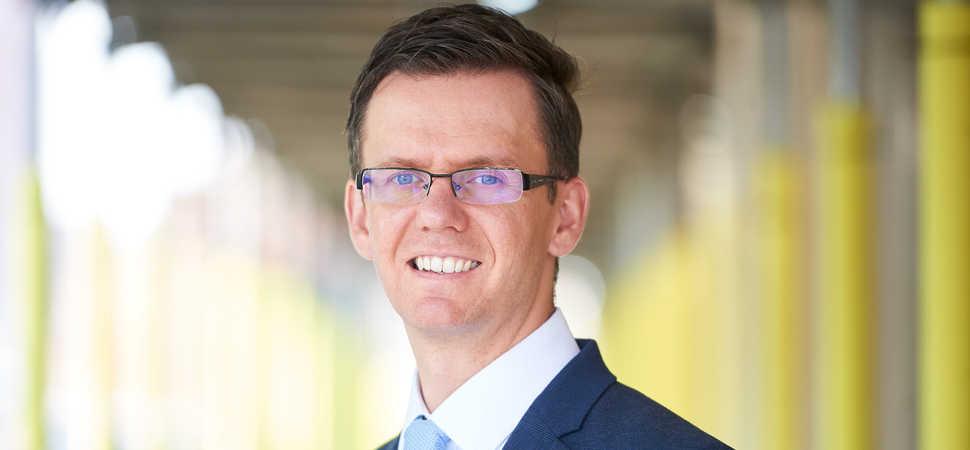 Joe Speed heads up new Birmingham office for law firm Horwich Cohen Coghlan